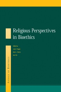 Cover Religious Perspectives on Bioethics