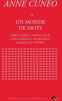 Cover Un monde de mots