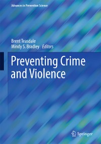 Cover Preventing Crime and Violence