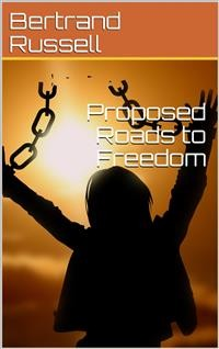 Cover Proposed Roads to Freedom