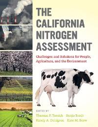 Cover The California Nitrogen Assessment