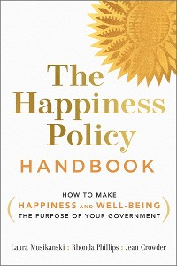 Cover The Happiness Policy Handbook