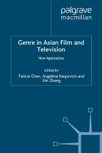 Cover Genre in Asian Film and Television