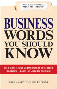 Cover Business Words You Should Know