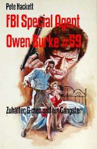Cover FBI Special Agent Owen Burke #59