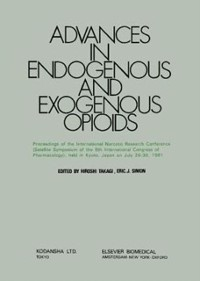 Cover Advances in Endogenous and Exogenous Opioids
