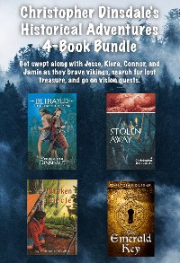 Cover Christopher Dinsdale's Historical Adventures 4-Book Bundle