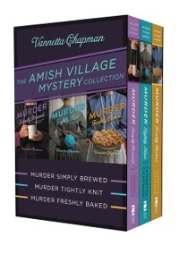 Cover Amish Village Mystery Collection
