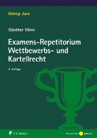 Cover Examens-Repetitorium Wettbewerbs- und Kartellrecht