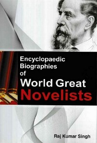 Cover Encyclopaedic Biographies Of World Great Novelists