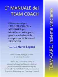 Cover Il Manuale del team Coach