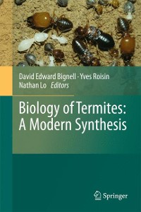 Cover Biology of Termites: a Modern Synthesis