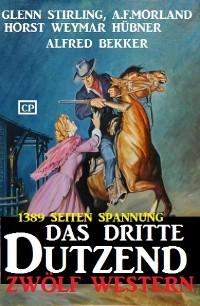 Cover Das dritte Dutzend: Zwölf Western