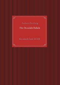 Cover Five Broadside Ballads