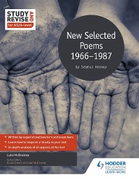 Cover Study and Revise for AS/A-level: Seamus Heaney: New Selected Poems, 1966-1987