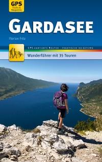 Cover Gardasee Wanderführer Michael Müller Verlag