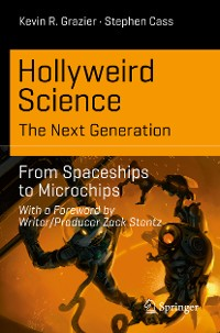 Cover Hollyweird Science: The Next Generation