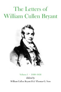 Cover The Letters of William Cullen Bryant