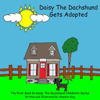Cover Daisy The Dachshund Gets Adopted