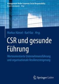 Cover CSR und gesunde Führung