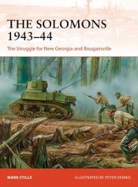 Cover Solomons 1943 44