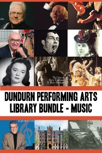 Cover Dundurn Performing Arts Library Bundle — Musicians