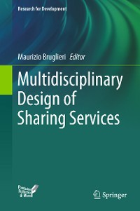 Cover Multidisciplinary Design of Sharing Services