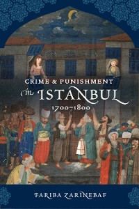 Cover Crime and Punishment in Istanbul