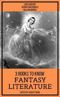 Cover 3 Books To Know Fantasy Literature
