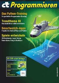Cover c't Programmieren (2016)