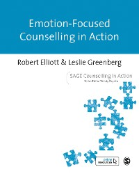 Cover Emotion-Focused Counselling in Action