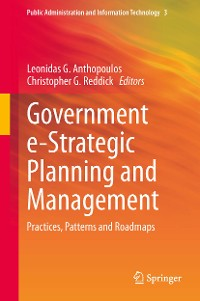 Cover Government e-Strategic Planning and Management