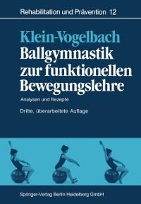Cover Ballgymnastik zur funktionellen Bewegungslehre