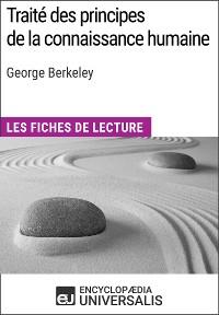 Cover Traité des principes de la connaissance humaine de George Berkeley