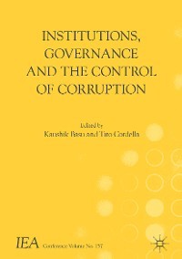 Cover Institutions, Governance and the Control of Corruption