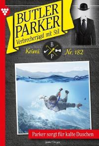Cover Butler Parker 182 – Kriminalroman