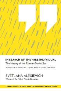 Cover In Search of the Free Individual