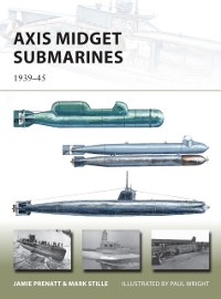 Cover Axis Midget Submarines