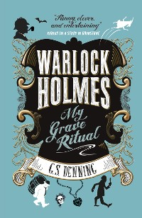 Cover Warlock Holmes