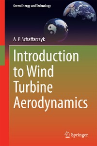 Cover Introduction to Wind Turbine Aerodynamics