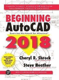 Cover Beginning AutoCAD 2018