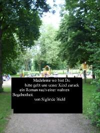 Cover Madeleine wo bist du