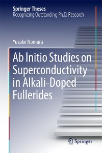 Cover Ab Initio Studies on Superconductivity in Alkali-Doped Fullerides