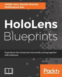 Cover HoloLens Blueprints