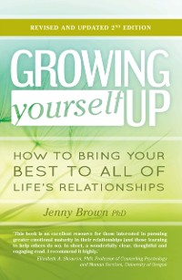 Cover Growing Yourself Up