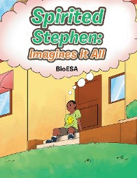 Cover Spirited Stephen