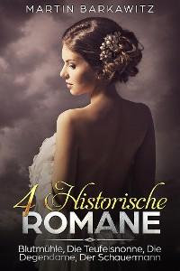 Cover 4 Historische Romane