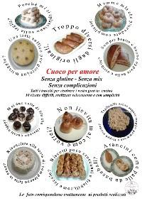 Cover Cuoco per amore pubblicazione ebook