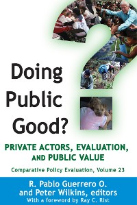 Cover Doing Public Good?