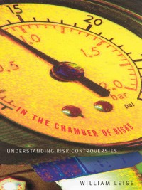 Cover In the Chamber of Risks